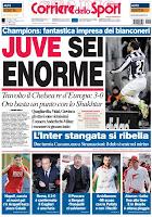 Juventus-Chelsea Corriere dello Sport