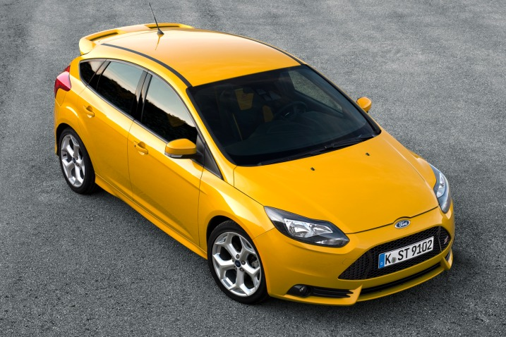 2013 ford focus st review specs pictures car release date. Black Bedroom Furniture Sets. Home Design Ideas