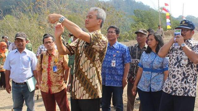 Ganjar : Calon Kepala Daerah di Jateng Diimbau Tidak Provokatif