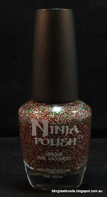 Ninja Polish Festive Floam