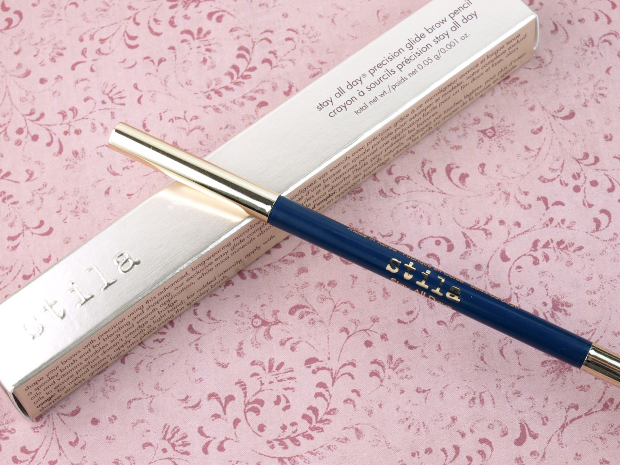 Stila Stay All Day Precision Glide Brow Pencil And Brow Gel In