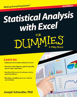 Statistical Analysis with Excel For Dummies - Free Ebook Download
