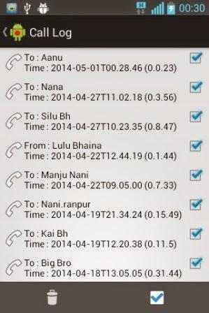 Aplikasi Android Perekam Percakapan Telpon