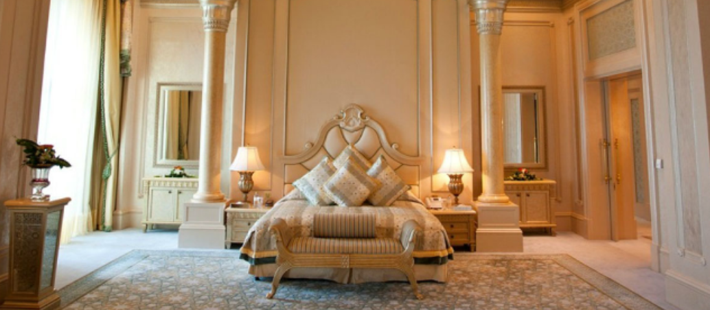 Travel writer top 5 world 39 s most expensive hotel rooms for Most expensive hotel room in the world