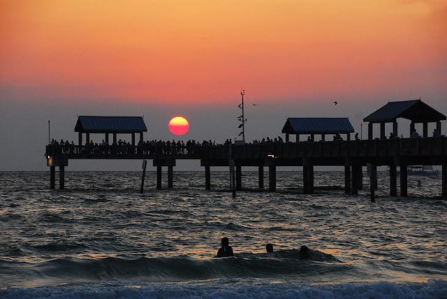 Melhores praias da Flórida - Clearwater