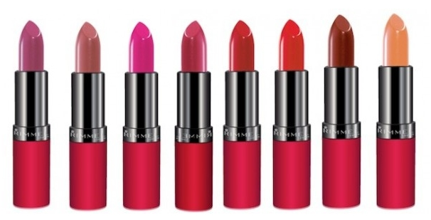 nuevos labiales rimmel london Kate Moss