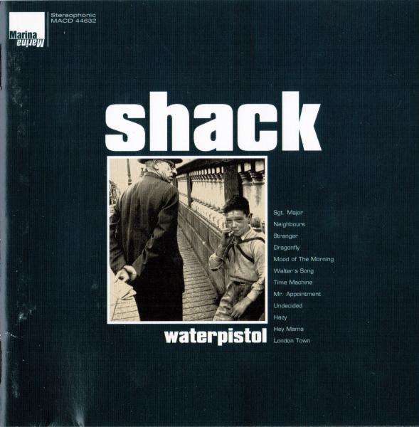 1995 October Shack Waterpistol Germany Cd Marina