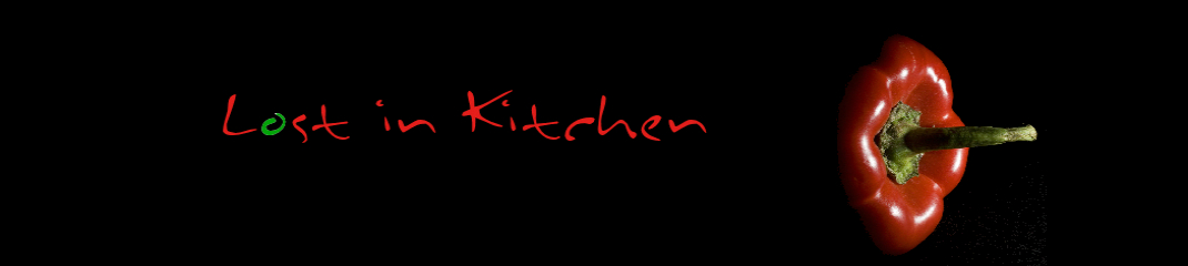 Lost in Kitchen