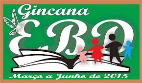 GINCANA EBD 2015