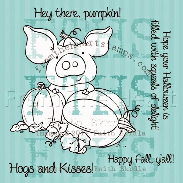 Pumpkin PigWit