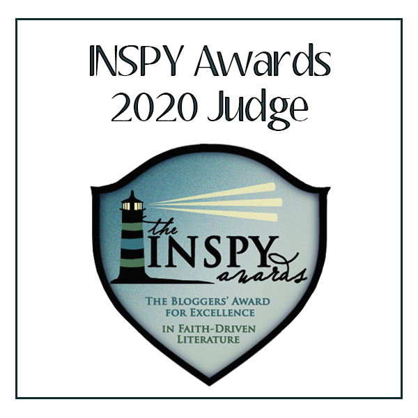 INSPY Award Judge for Young Adult Lit 2020