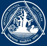 Modern School Vasant Vihar Logo