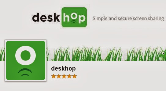 Deskhop app