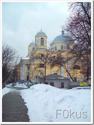 владимирская горка и костел
