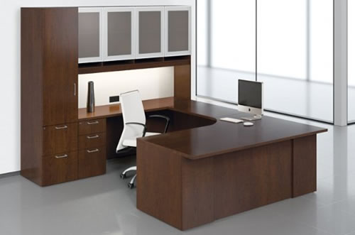 Contemporary Interior Office Furniture Solution