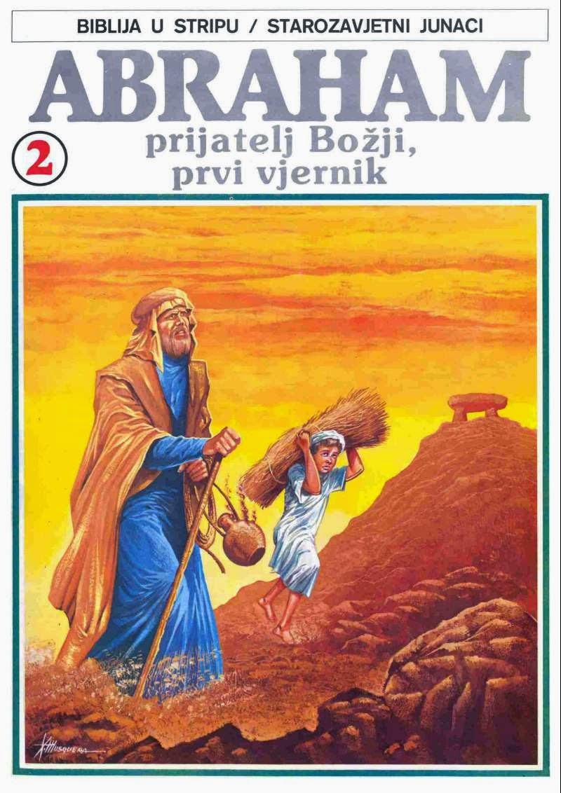 Biblija u stripu  Abraham%2B2%2B-%2BBiblija%2Bu%2BStripu