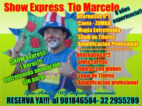 SHOW DE TIO MARCELO