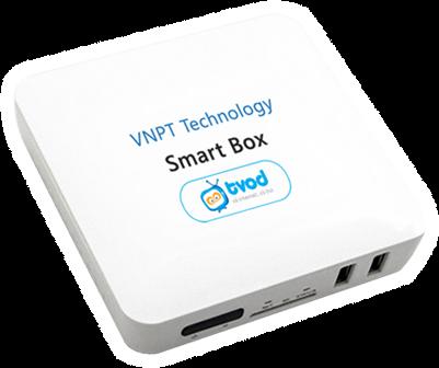 Smartbox là một sản phẩm công nghệ của Việt nam