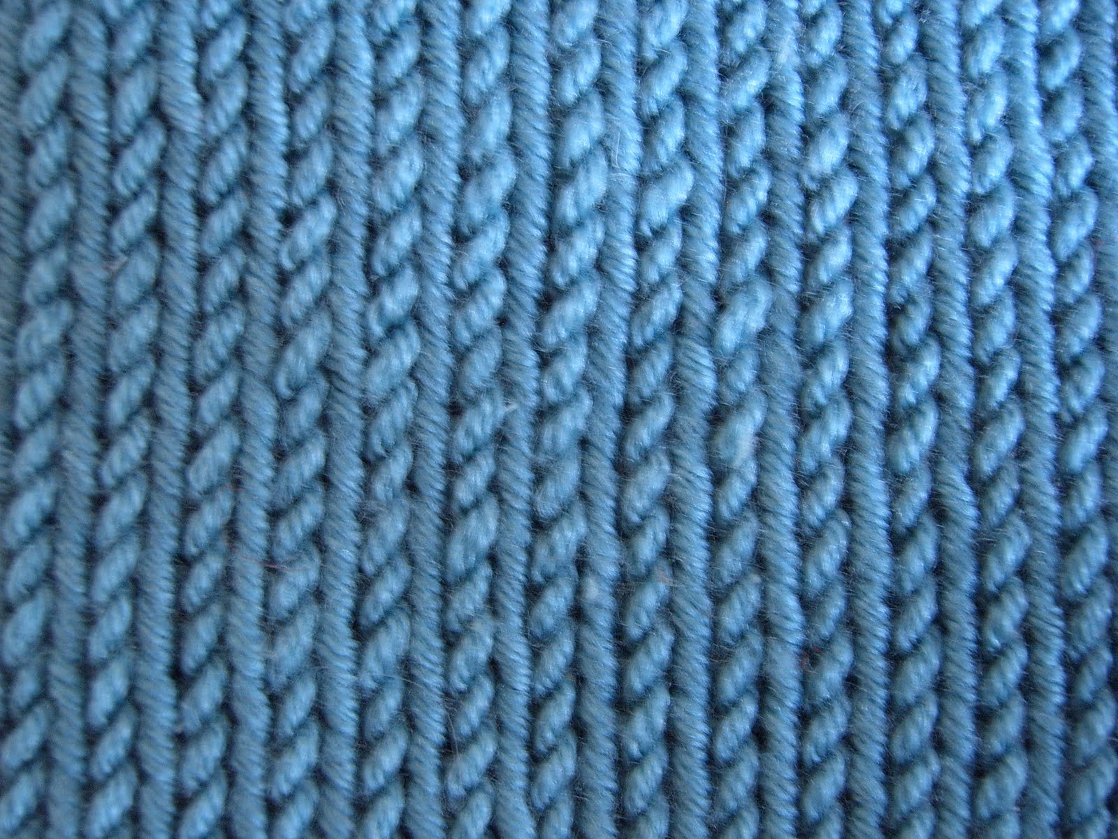 Knitting How To Cast On Stitches At The End Of A Row : KNIT PURL PATTERNS - FREE PATTERNS