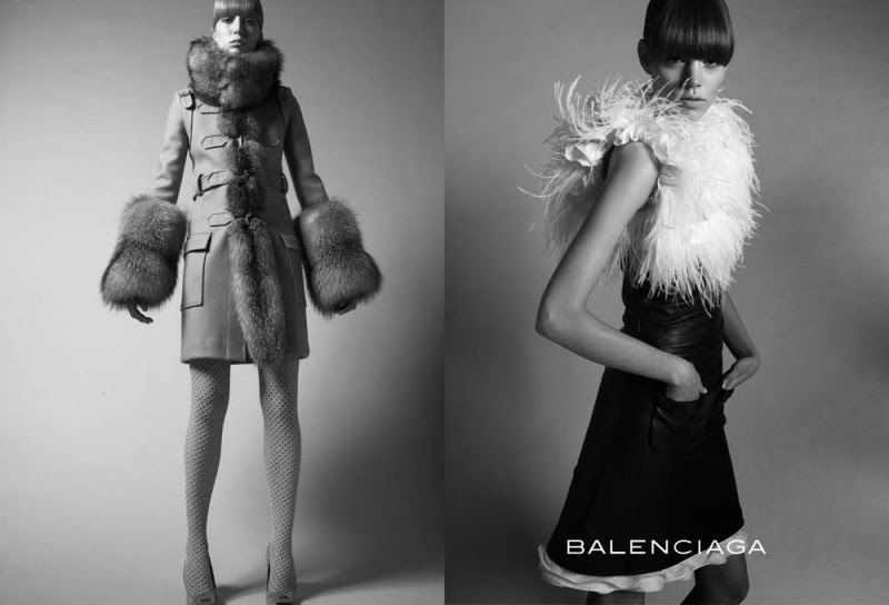 Flashback Balenciaga Fall 2005