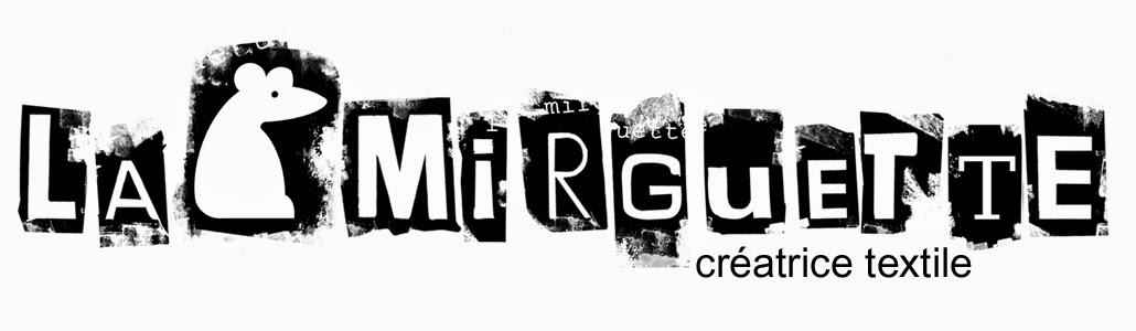 La Mirguette - créatrice textile
