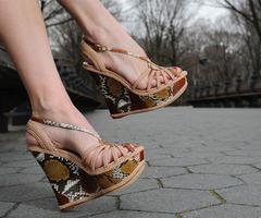 Model Sepatu Pilihan Dan Bergaya Wanita