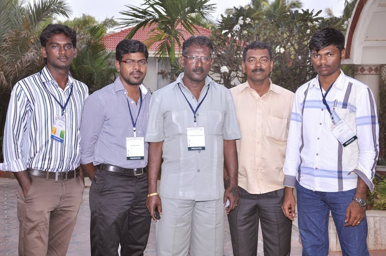 Second International Conference on Criminology and Police Science at Kanyakumari with DAK Sir