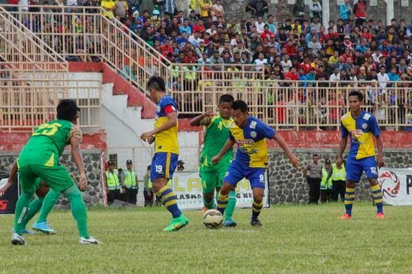 Arema Cronus Buktikan Janjinya, Atasi Persip 2-0
