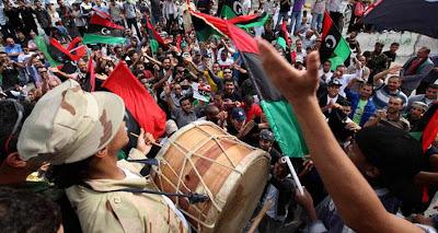 Claims Revolutionary-Libya Runway President Gaddafi Killed