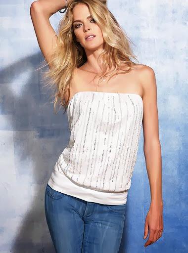 Yeni Moda Bayan T-Shirt Modelleri