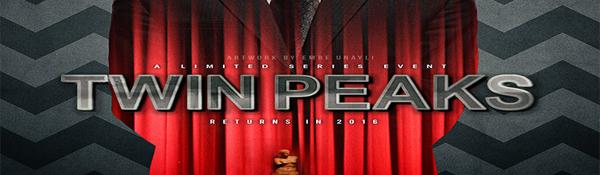 Risultati immagini per twin peaks 3 banner