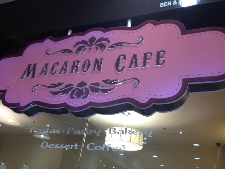Macaron Cafe Gurney Menu