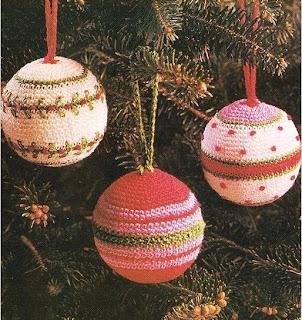 Bolas de natal diferentes e criativas