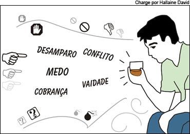 Como lutar da dependência do álcool