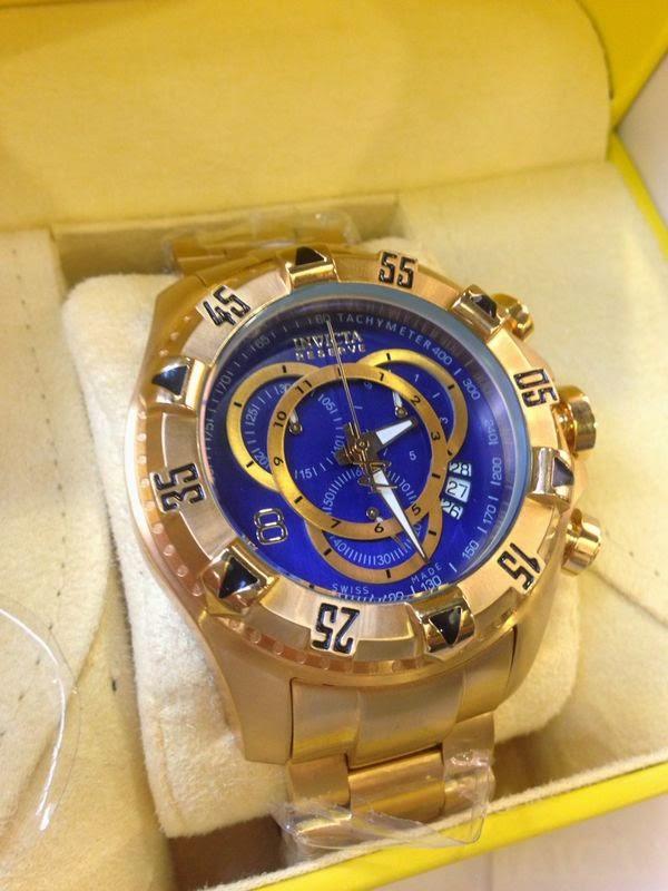 3ca82698c9a Como identificar relógios Invicta falsos