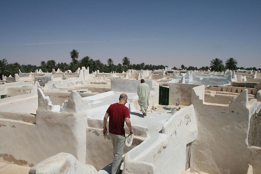 利比亞的古達米斯鎮(世界文化遺產)