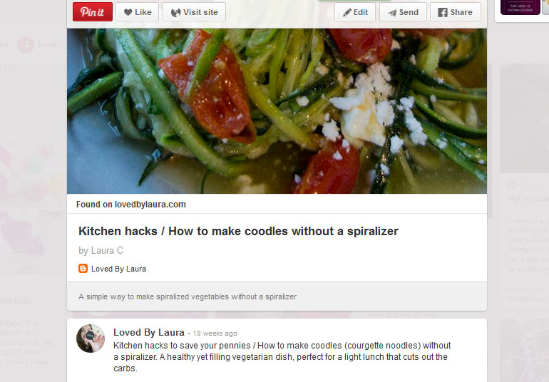 Pinterest for Blogging   10  ways to up your game and become a pinning pro