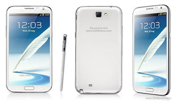 juga video perbandingan antara galaxy note vs galaxy note ii