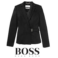 Queen Letizia  - HUGO BOSS Blazer