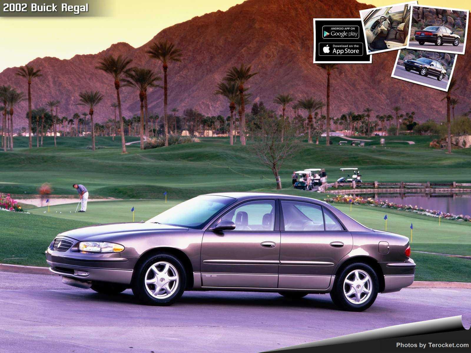 Hình ảnh xe ô tô Buick Regal 2002 & nội ngoại thất