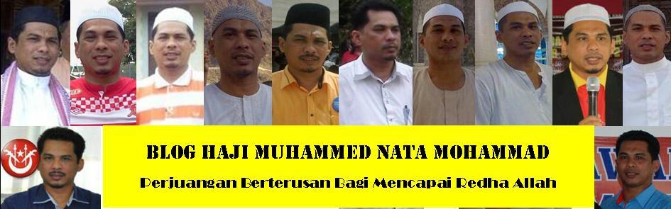 Haji Muhammed Nata Mohammad