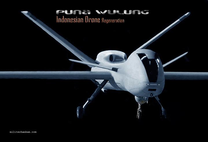 UAV Puna Wulung