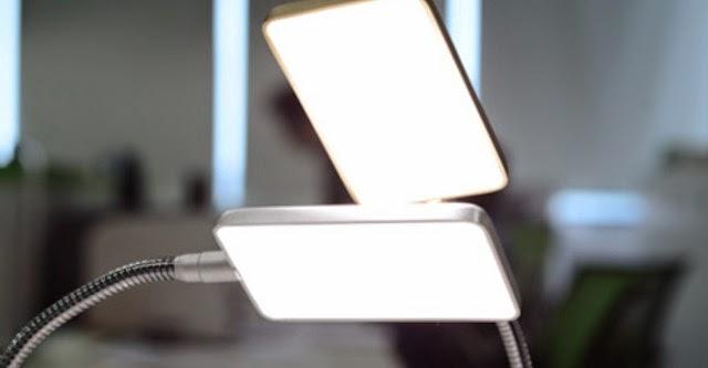 Kangaroo giới thiệu đèn bảo vệ mắt