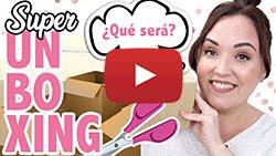 NOVEDADES DE LAS MARCAS - ¡UNBOXING!