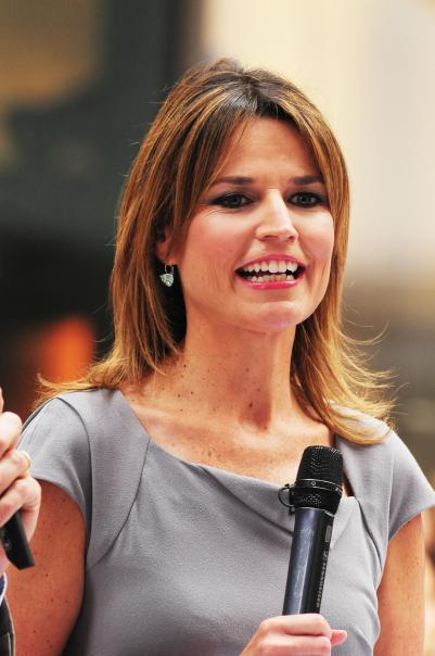 Savannah Guthrie Confirmed By NBC as Today Co-Host » Gossip