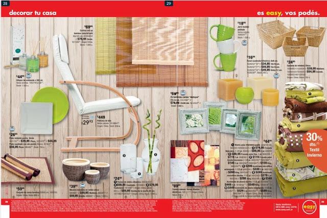 Catalogos online catalogo easy septiembre 2012 for Easy argentina catalogo