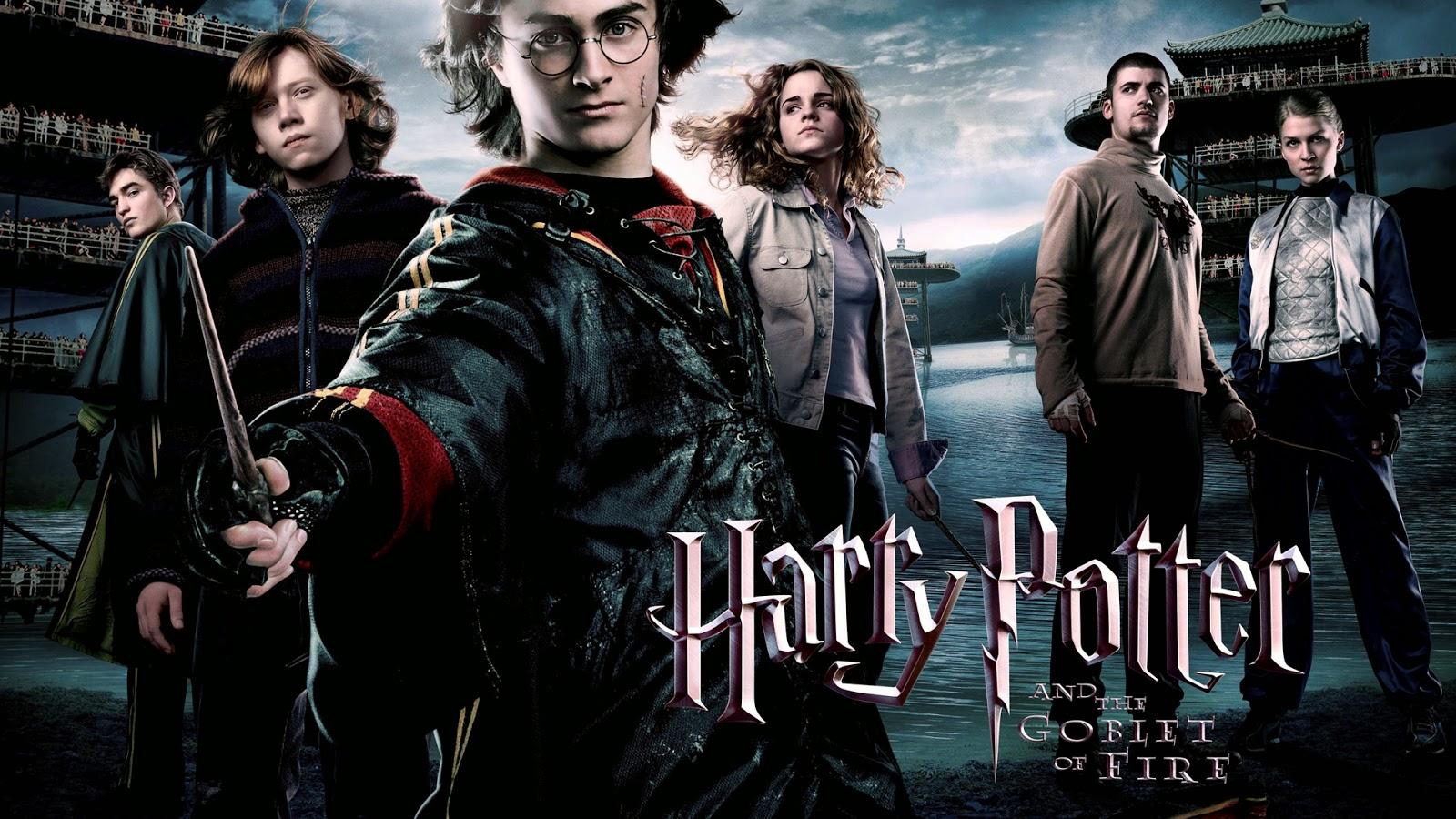 hình ảnh ấn tượng nhất trong phim harry potter