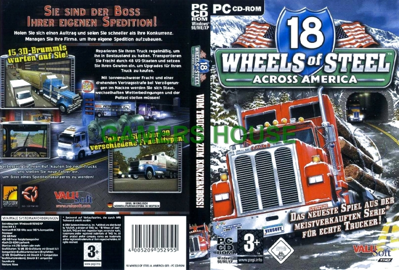 18 wheels across america: