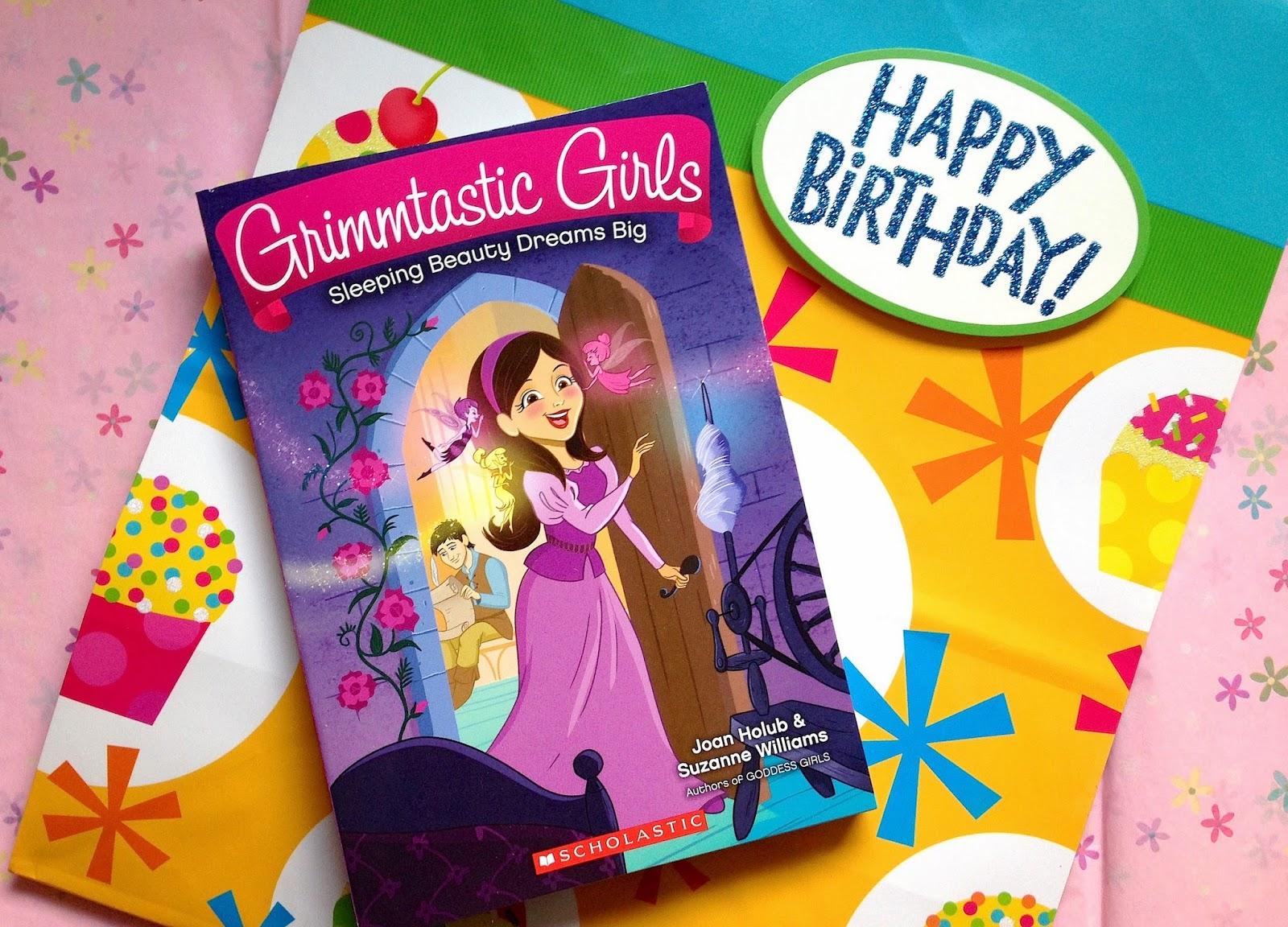 Grimmtastic Girls #4: Rapunzel Cuts Loose