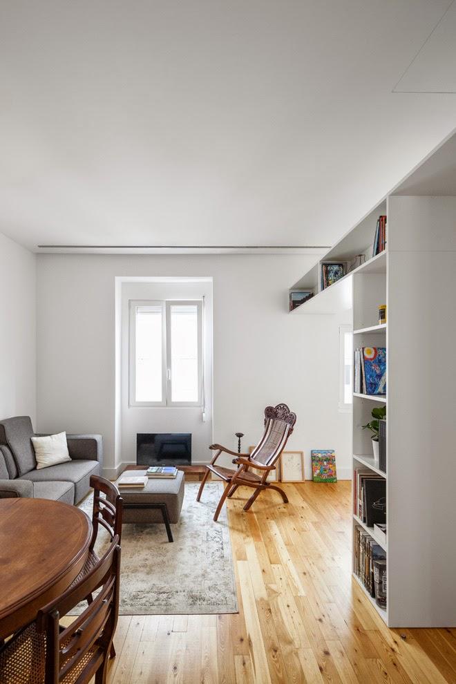 Ide Desain Interior Apartemen Minimalis